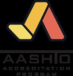 AASHTO Accreditation Program Logo