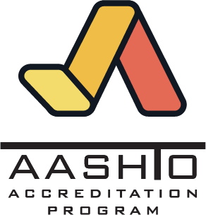 AASHTO Accreditation Program Logo